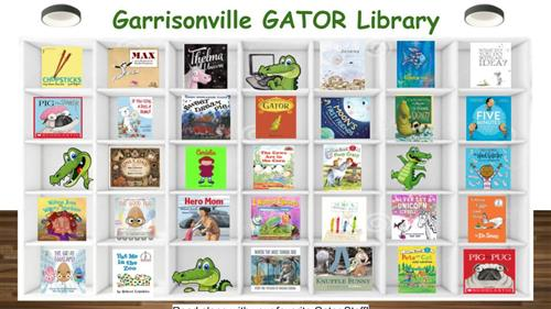 Virtual Library from GES Staff