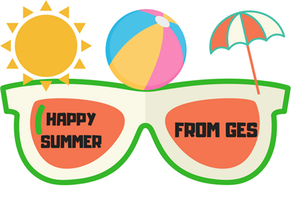 All staff at GES wish our students a happy and safe summer!