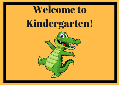 Kindergarten Registration at GES