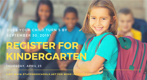 Kindergarten Registration and Information Video