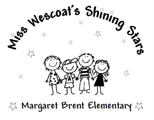 Miss Wescoat's Shining Stars