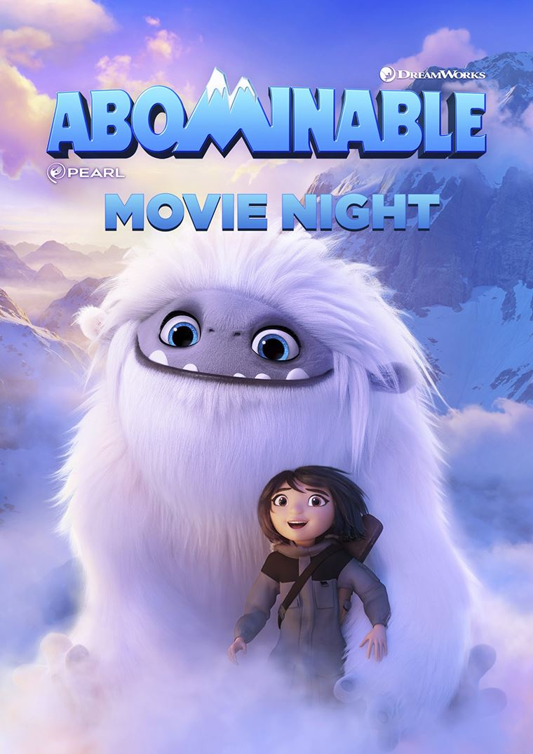 RES PTO Presents: Abominable! Friday, Jan. 24th
