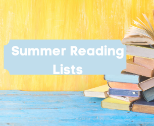 SCPS Summer Reading Lists