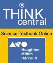 Think Central Science Textbook