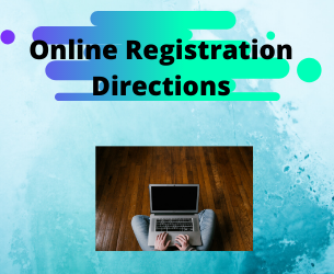 Online Registration Directions