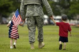 April is Military Child Month