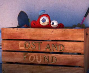 Lost and Found Box