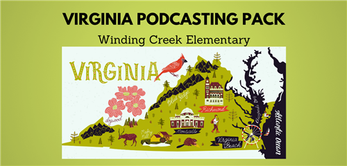 Virginia Podcasting Pack