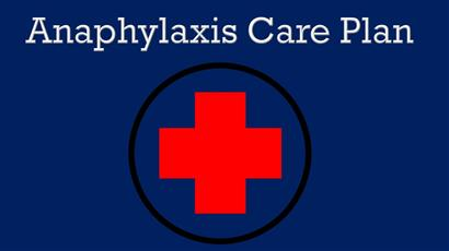 Anaphylaxis Care Plan