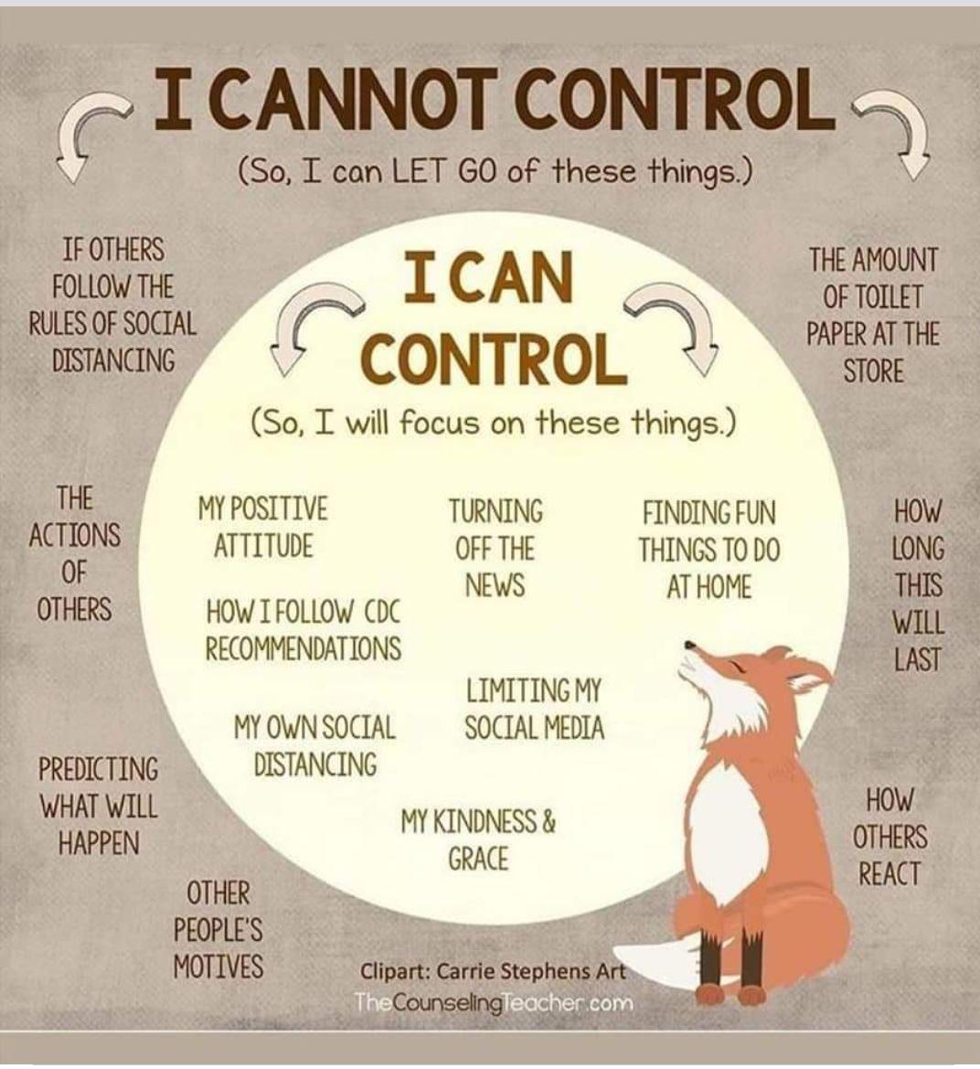 Controls tips