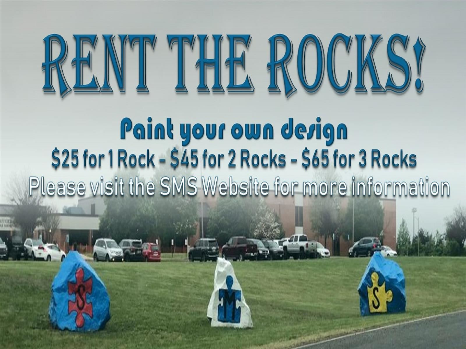 Rent the Rocks!