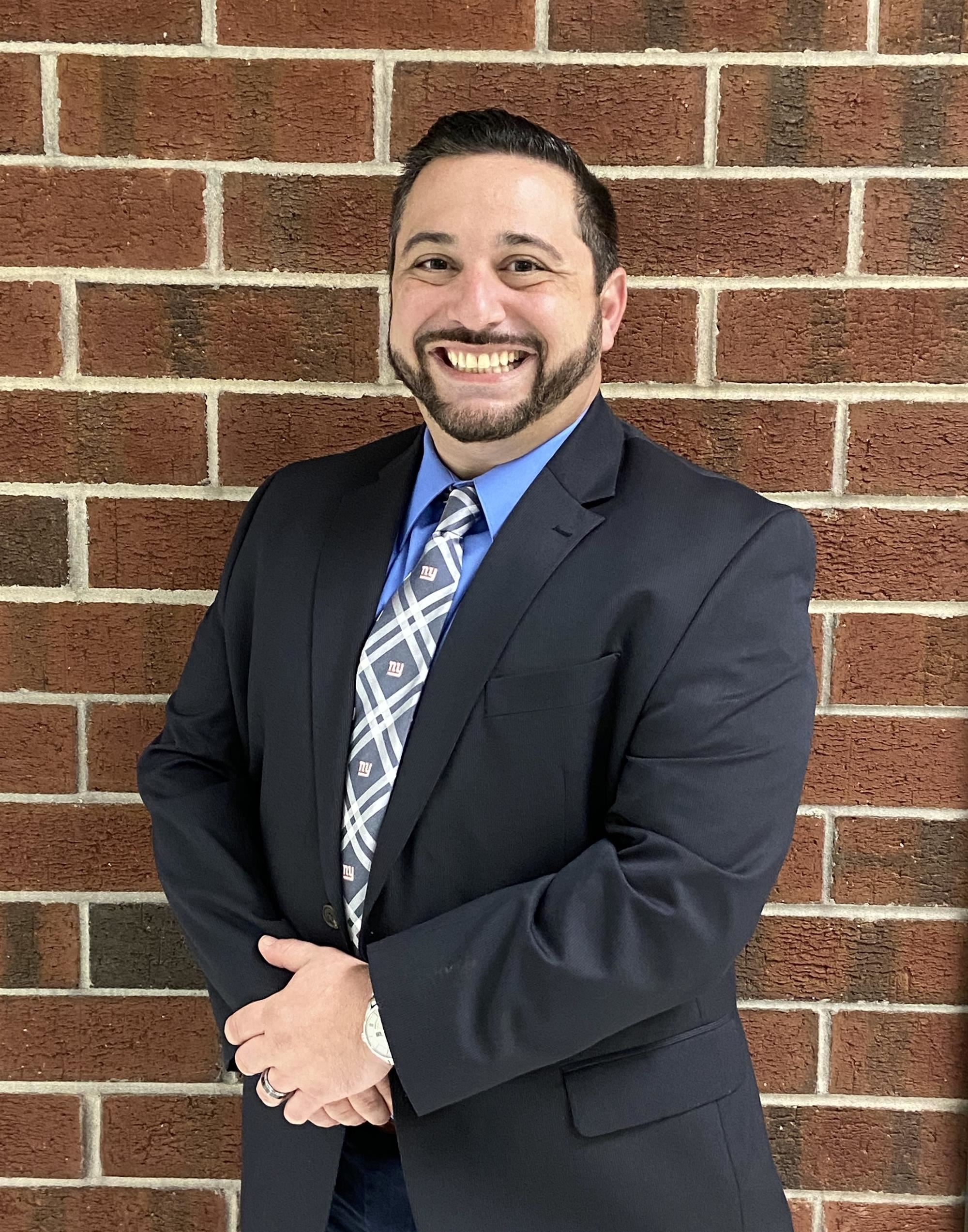 Andrew Aversa, Assistant Principal