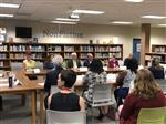 Senator Kaine speaks with Stafford stakeholders about teacher shortage