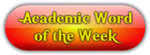 Academic Word of the Week webpage link