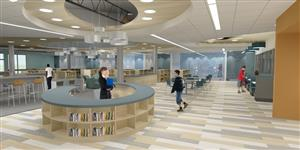NSHS Library Rendition