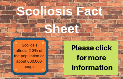 Scoliosis Fact sheet