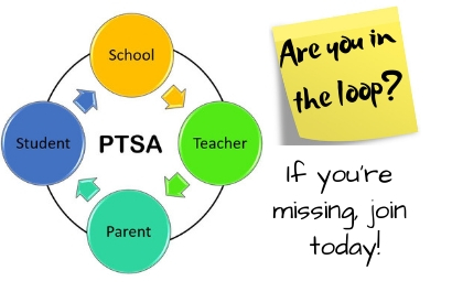 PTSO - Are you in the loop? Join Today!