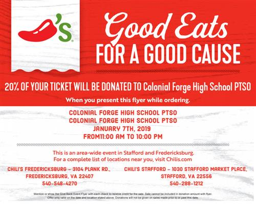 Good Eats for a Good Cause