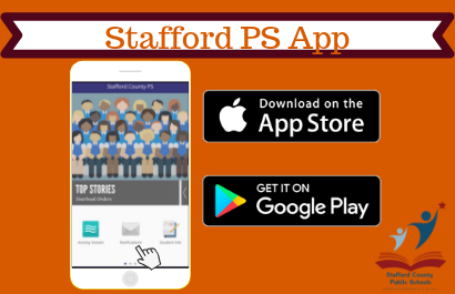 Stafford PS app image