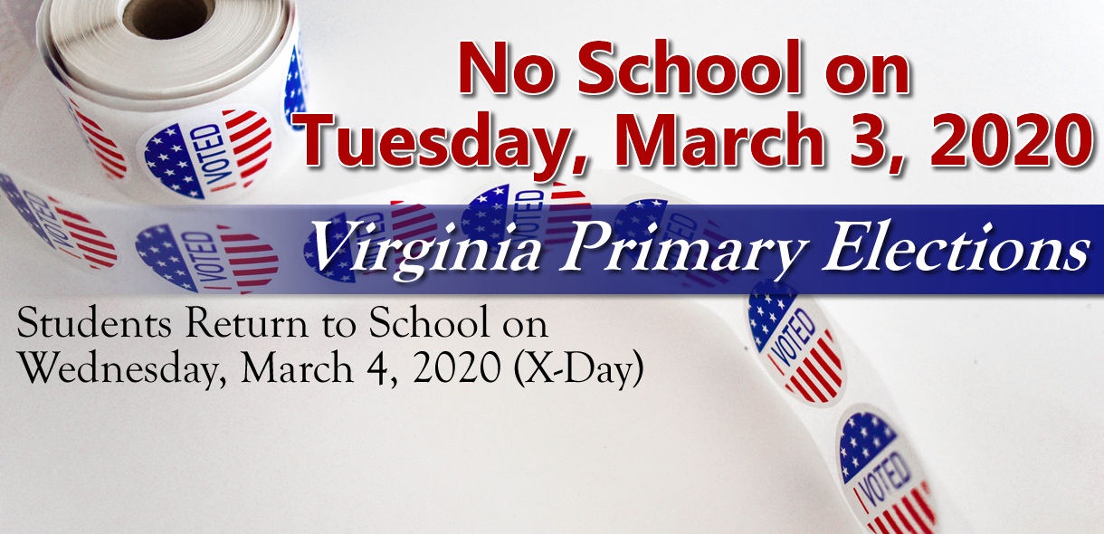 Virginia Primary Elections
