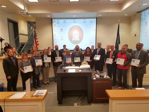 Energy Star Recipients 2016
