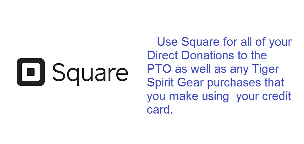Square Store for Online PTO Purchases