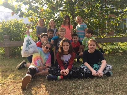 Grafton Village Elementary School Green Club