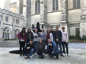 SciOly at National Cathedral School