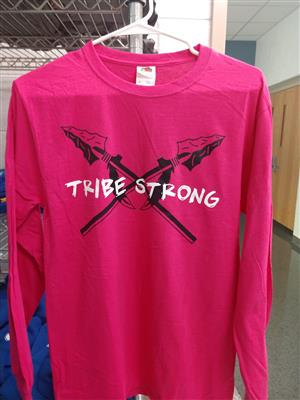 Pink Tribe Strong T-Shirt