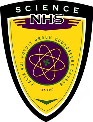 Science National Honor Society Crest Image