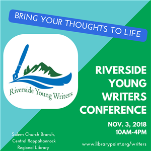 Riverside Young Writers Conference