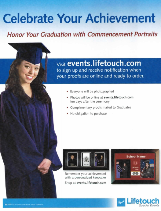 Graduation Photographs