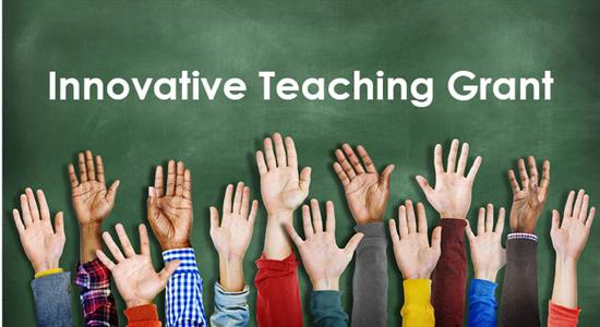 Innovative Classroom Grants ~ Innovative teaching grants grant
