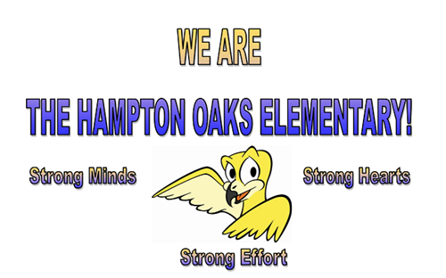 Hampton Oaks Elementary Motto