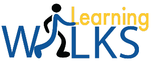 Learning Walks Logo