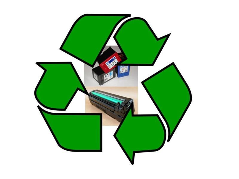 Barrett's Ink Cartridge Recycling Program