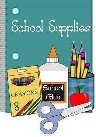 2017-2018 KWBES Supply Lists