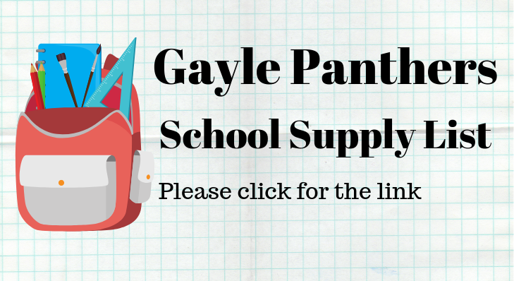 T  Benton Gayle Middle / Homepage