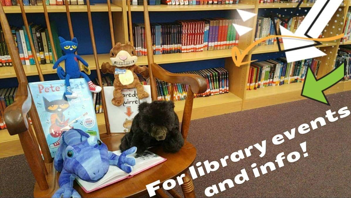 Moncure Stafford Elementary Schools Library