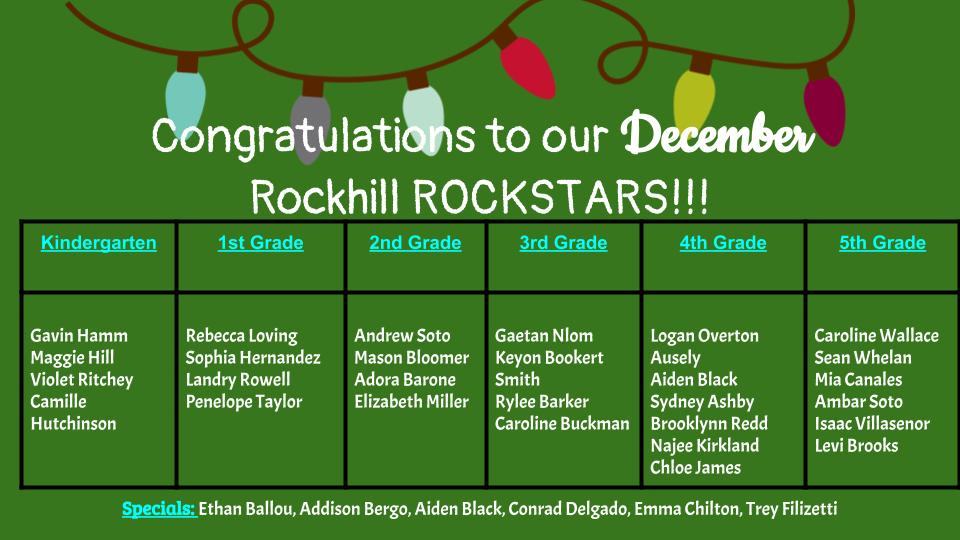 Rockhill Elementary Homepage