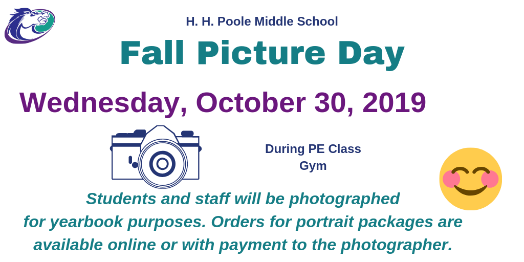 H  H  Poole Middle / Homepage