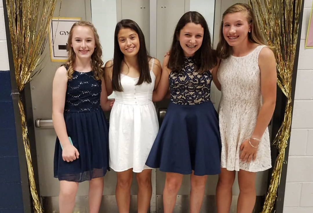 0cd93b74c ... 8th Grade Semi-Formal - June 2019