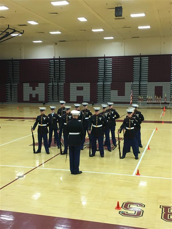 Marine Corps JROTC / MVHS MCJROTC