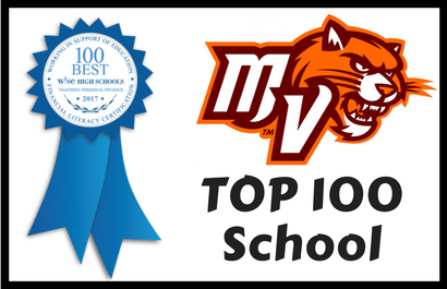MVHS Top 100 WISE School